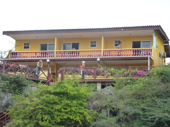 Bahia Apartments & Diving: De appartementen op de 1ste etage