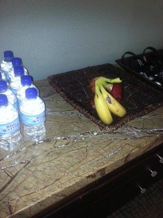 هياة ريجينسي ترينيداد:                   Fruit at the gym                 