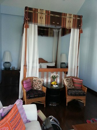 Baan Klang Wiang:                   Junior suite