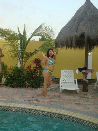 Aruba Tropic Apartments:                   MI ESPOSITA BELLA