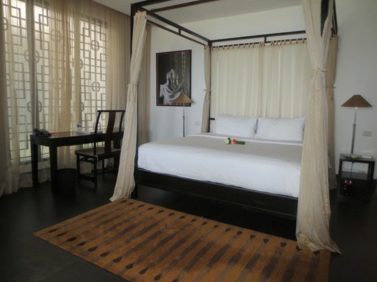 The Pavilions Phuket:                   Schlafzimmer