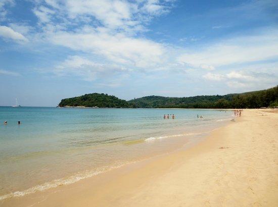 The Pavilions Phuket:                   Strand