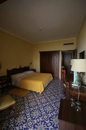 Grand Hotel Hermitage & Villa Romita: Beautiful room