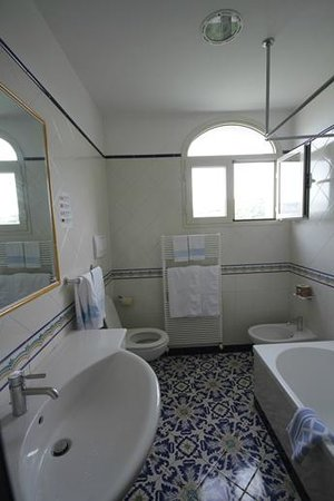 Grand Hotel Hermitage & Villa Romita: Bathroom