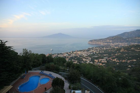 Grand Hotel Hermitage & Villa Romita: The view!!