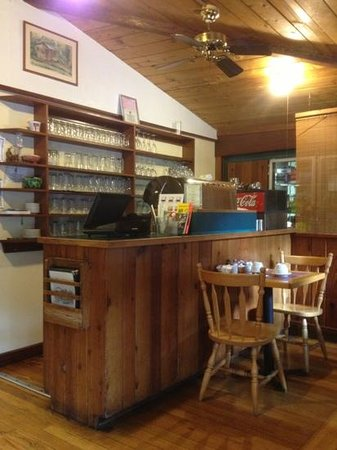 Ripplewood Resrt Restaurant :                                     ripplewood