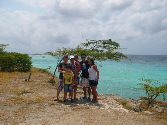 Aruba Tropic Apartments:                   BUCUTI BEACH