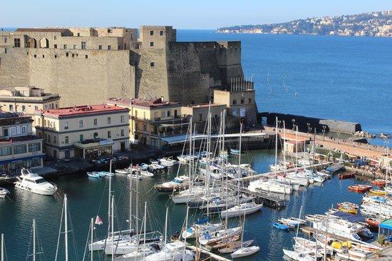 La Terrazza, Naples - Via Partenope 48 - Restaurant Reviews, Phone ...