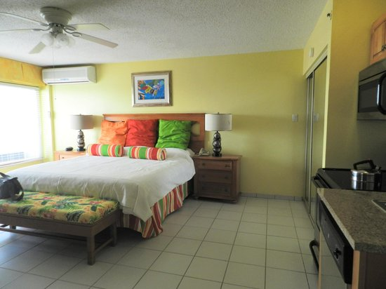 Atrium Beach Resort and Spa:                   studio