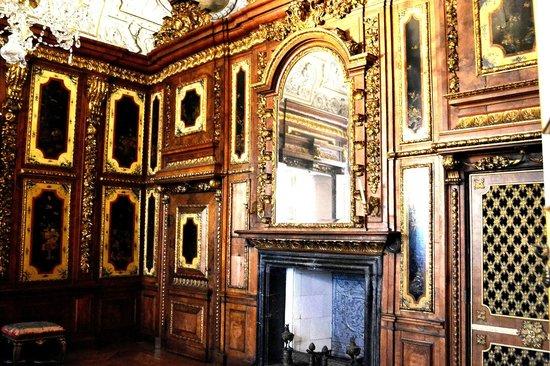 Inside the Neue Residenz