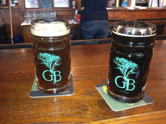 """Greenbush Brewing Co. :                   """"Members mugs"""""""