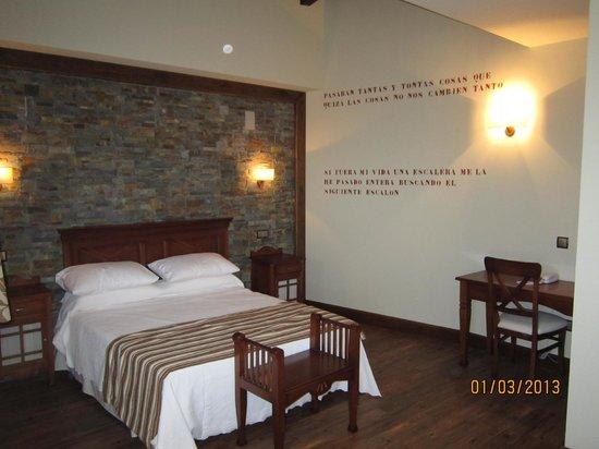 El Cason de los Poemas Hotel: HABITACION 202