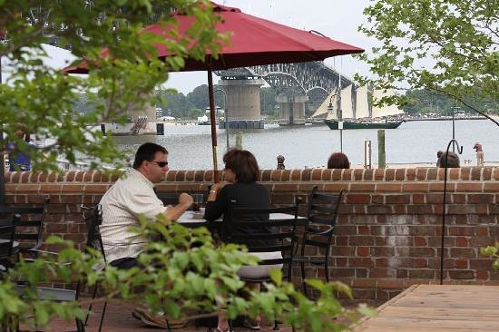 Riverwalk Restaurant on the Yorktown Waterfront