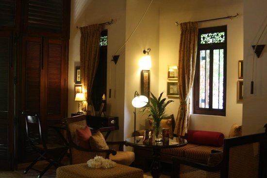 Reef Villa & Spa:                   Suite                 