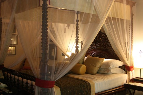 Reef Villa & Spa:                   Bed