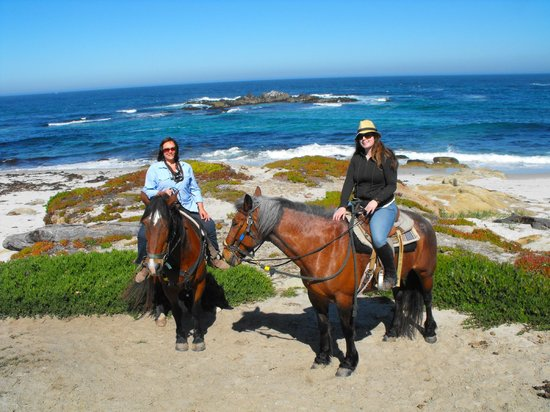 Pebble Beach Equestrian Center Stopping