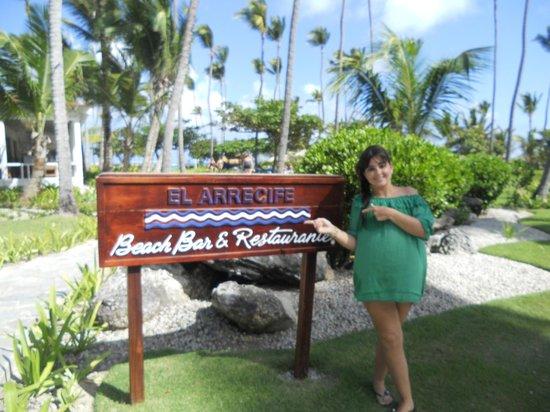 Grand Palladium Punta Cana Resort & Spa:                   un bufett muy bonito y con muy buena comida
