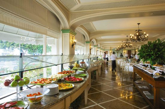 Belmond Copacabana Palace: Pérgula Restaurant