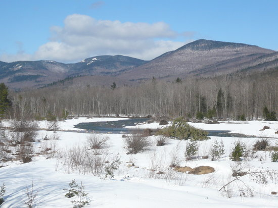 Bear Notch Ski Touring Center:                   great views