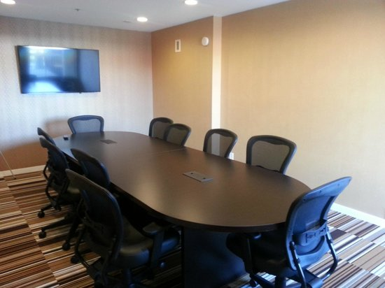 Best Western Plus Rancho Cordova Inn: Board Room