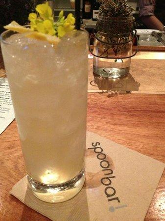 Spoonbar:                   Meyer Purdy---delicious