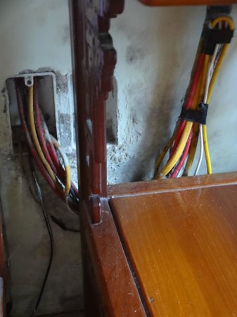 Thanh Binh I Hotel:                   good wiring!