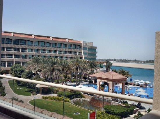 Al Raha Beach Hotel: Neuer Flügel