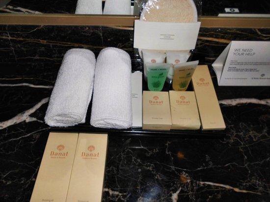 Al Raha Beach Hotel: Körperpflegeprodukte