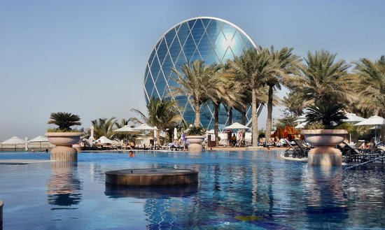 Al Raha Beach Hotel: Pool