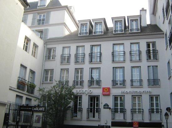 Apartment Hotel Adagio Paris Montmartre
