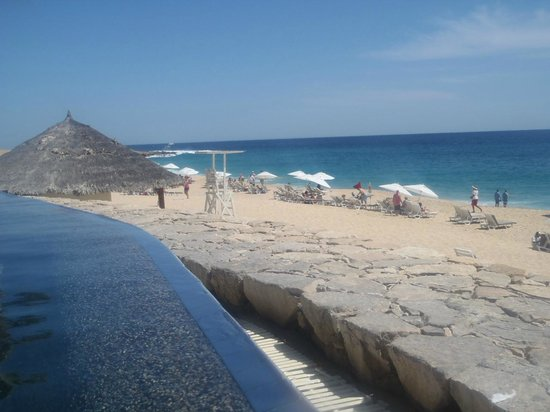 Sheraton Grand Los Cabos Hacienda del Mar:                   Infinity Pool
