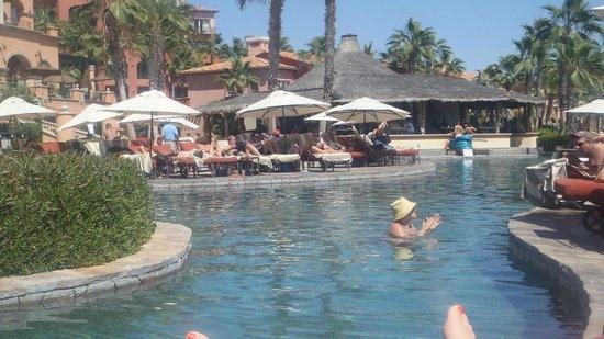 Sheraton Grand Los Cabos Hacienda del Mar:                   Main Pool