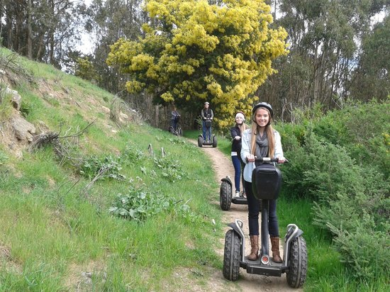 Segway Off Road Adventures Private Tours Oakland