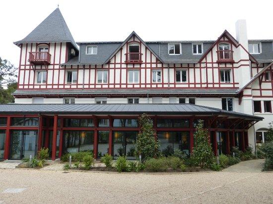 Hotel Les Pleiades - La Baule:                                     hôtel