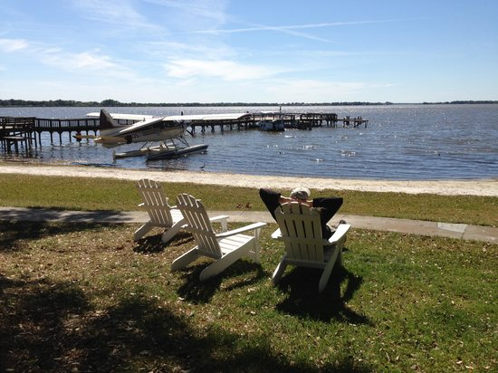 Lake Dora:                   Relaxing