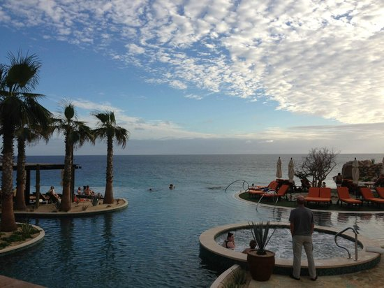 Grand Solmar Land's End Resort & Spa:                                     1 of their pools