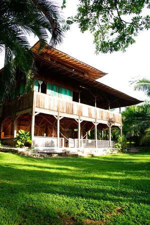 Guaria de Osa Ecolodge:                   The Lapa Lapa Lounge