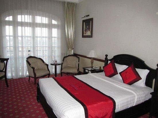 Sammy Dalat Hotel:                   room