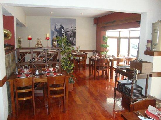 Rendezvous Restaurant : El comedor principal