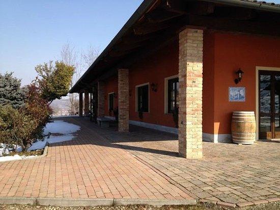 Mombercelli, إيطاليا: Esterno