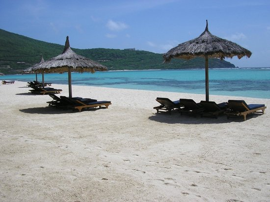 Canouan Resort at Carenage Bay - The Grenadines:                   Paradise