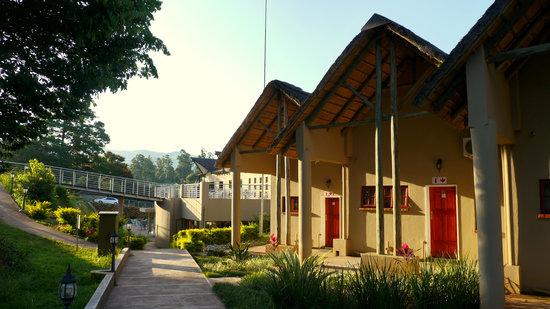 Sibane Hotel:                                                       Spacious House Rooms