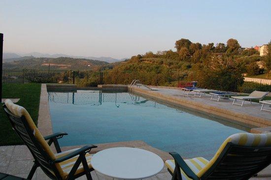 Villa Aldegheri:                   Pool