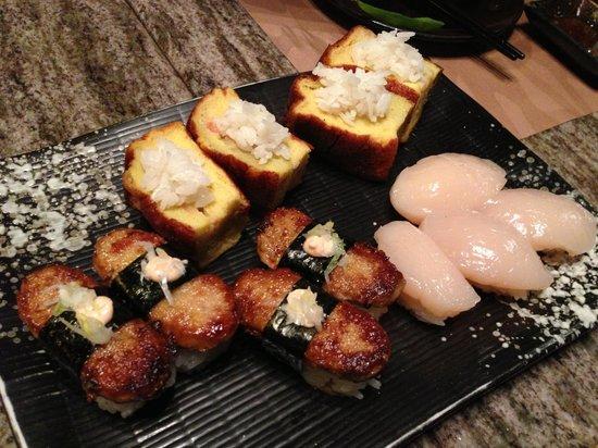 Yu Yu Sushi :                   Sushi