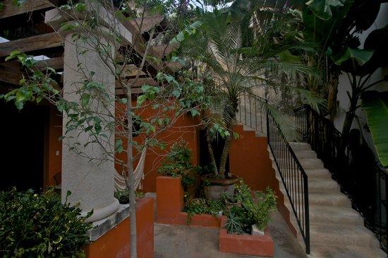 Luz En Yucatan:                   Mexican colonial charm