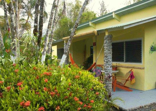 Cabanas Potosi :                   Cabin #1