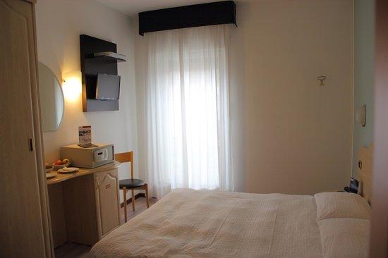 Hotel Rudy :                   VISTA DELLA CAMERA