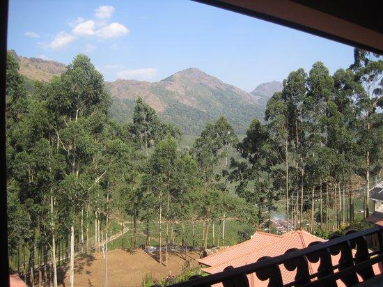 balconey view