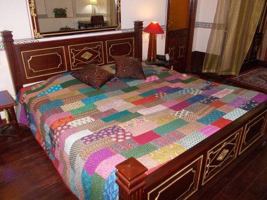 Hotel Vimal Heritage: Il nostro letto
