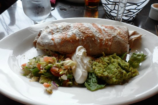 The Steak Burrito Picture Of Frida S Gourmet Mexican